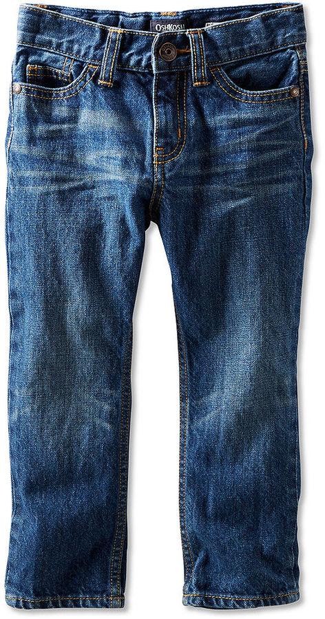 Osh Kosh Toddler Boys' Anchor Jeans