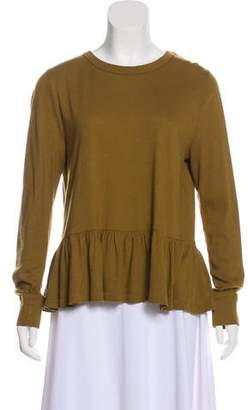 The Great Long Sleeve Knit Top