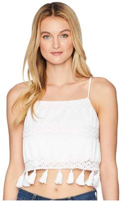 Show Me Your Mumu Nellie Tassel Tank Top Women's Sleeveless