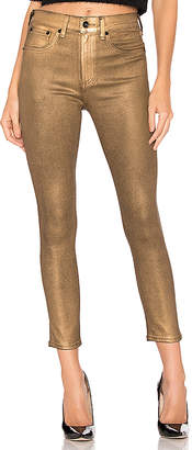 Rag & Bone High Rise Skinny.