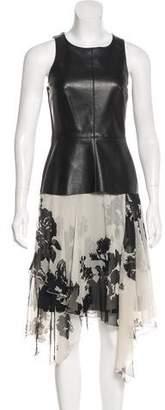 Bailey 44 Sleeveless Midi Dress