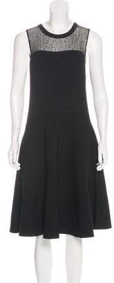 Jason Wu Sleeveless Knee-Length Dress w/ Tags