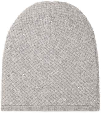 e877641cd02 at Reiss · Reiss Our last order date for Christmas has now passed SABRIA  CASHMERE HAT Grey
