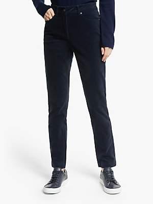 John Lewis & Partners Corduroy Straight Leg Jeans