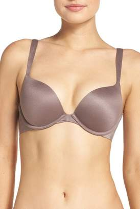 Spanx Pillow Cup Signature Push-Up Plunge Underwire Bra