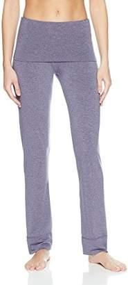 SplendidHome Women's Studio Activewear Fitness Workout Convertible Bottom Pants