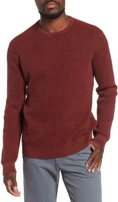 AG Jeans Camden Crewneck Slim Fit Pullover