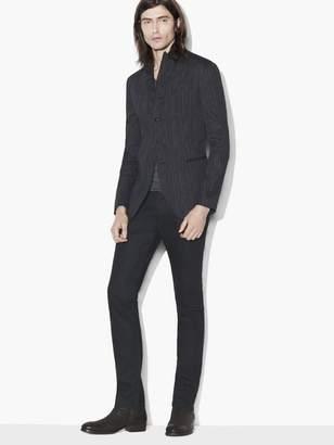 Bohemian Striped Jacket $1,198 thestylecure.com