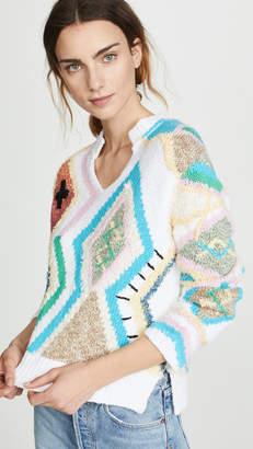 Zadig & Voltaire Sonny Kilim Sweater