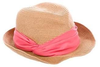 Eugenia Kim Genie by Woven Fedora Hat