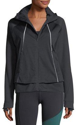 Under Armour ColdGear® Reactor Run Storm Jacket $199.99 thestylecure.com