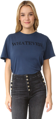 Wildfox Whatever Tee $64 thestylecure.com