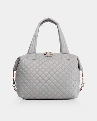 MZ Wallace Dove Grey Large Sutton