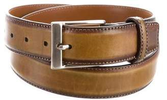 Magnanni Leather Waist Belt
