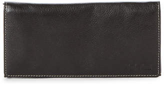 Timberland Black Secretary Leather Long Wallet