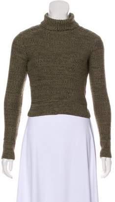 Joseph Tweed Turtleneck Sweater