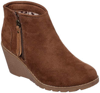 Skechers BOBS FROM  Bobs Womens Tumble Weed Sun Chase Booties