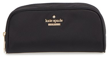 Kate Spade Kate Spade New York 'Classic Berrie' Floral Cosmetics Case