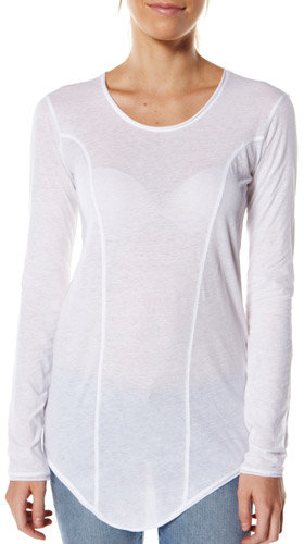 Woodford & Co Contour Long Sleeve Tee