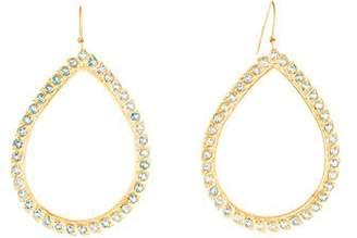 Jamie Wolf 18K Aquamarine Drop Earrings