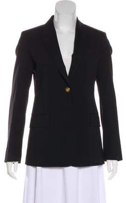 Gucci Peak-Lapel Structured Blazer