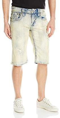 Rock Revival Men's Jean Shorts