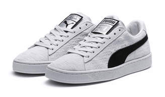 PUMA x PANINI Suede Classic Sneakers