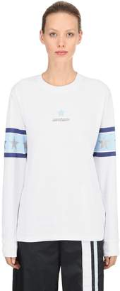 Mademe Cotton Jersey Long Sleeve T-Shirt