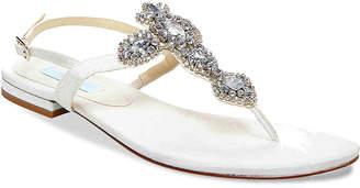 Betsey Johnson Gem Sandal - Women's