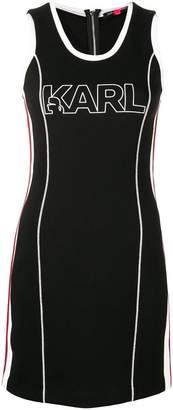 Karl Lagerfeld X Kaia Jersey Dress