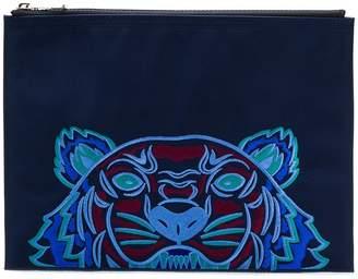 Kenzo Tiger clutch