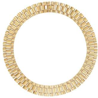 Amanda Wakeley Gold Watch Chain Necklace