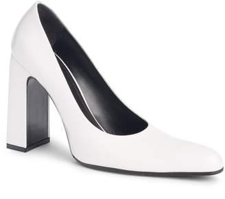 Balenciaga Block Heel Pump