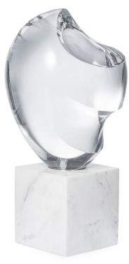 Marble and Crystal Maxime Object