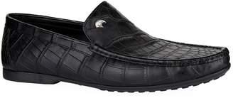 Stefano Ricci Crocodile Skin Loafers