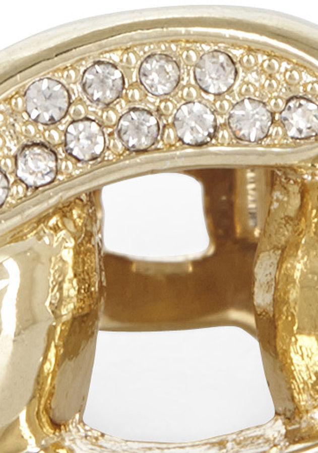 BCBGMAXAZRIA Chain Ring