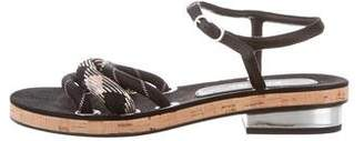 Chanel Rope Strap Sandals