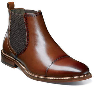 Stacy Adams Amory Leather Chelsea Boots