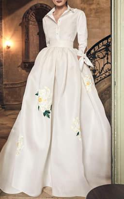 Carolina Herrera Bridal Halstead Ball Skirt