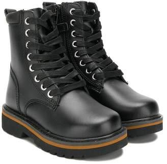 Diesel cargo boots