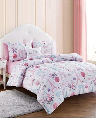 Ooh! La Sanders Ooh La La 7 Pc Full Comforter Set Bedding