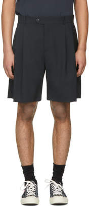 Diesel Black Gold Black Trouser Shorts