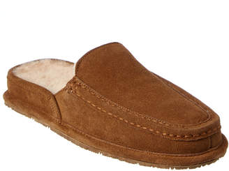BearPaw Men's Calvin Suede Slipper