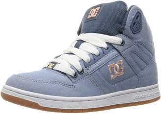 DC Women's Rebound High TX SE Skateboarding Shoe