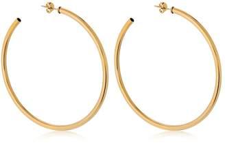 Laura Lombardi Xl Classic Hoop Earring