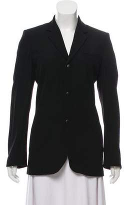 Jean Paul Gaultier Lightweight Pointed-Collar Blazer