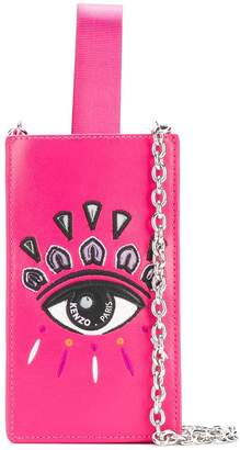 Kenzo embroidered iPhone crossbody case