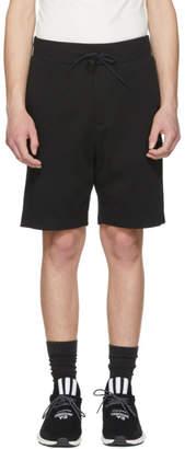 Y-3 Black Classic Logo Shorts