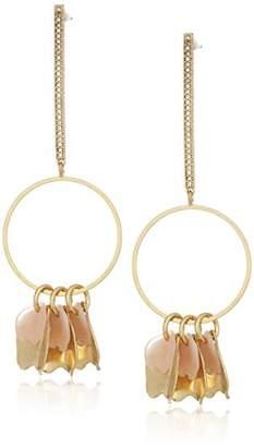 Danielle Nicole Iris Drop Earrings