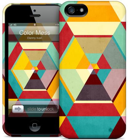 GelaSkins Color Mess iPhone Case